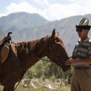 USAID provided new riding equipment to ensure comfortable and safe tours.