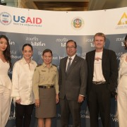 "Top Fashion Influencers Join USAID's ""Beautiful Without Ivory"" Campaign"