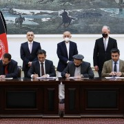 The United States and Afghanistan Sign Renewable Energy Deal