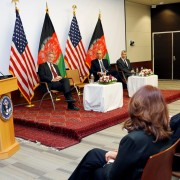 U.S., Afghan Governments Launch Program to Give Students Access to Learning Materials
