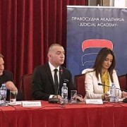 USAID and Judicial Academy Celebrate Serbia's Progress Towards a More Professional Judiciary