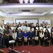 Thirty-one tour guides received certificates after completing a series of training courses organized by the Association, with support from USAID.