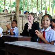 U.S. Paves the Way for Let Girls Learn Initiative in Laos