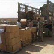 The Dutch provincial reconstruction team in Uruzgan delivered 12,000 rule of law comic book sets for distribution to schoolchild