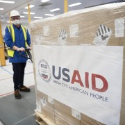 The United States Provides Ventilators to Bhutan in Response to COVID-19 Pandemic