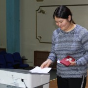 United States Announces Funding To Support Upcoming Elections In The Kyrgyz Republic