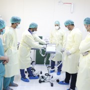 U.S. Government Provides 100 Ventilators to the Government of Afghanistan to Support COVID-19 Response