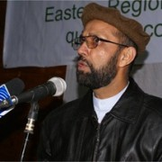 Husain Safi, Director of Nangarhar Agriculture and Livestock addressed the conference.