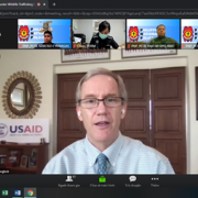 CWT Leadership Virtual Meeting with ASEANAPOL