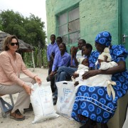 Expansion of U.S. food assistance to drought-affected Namibians