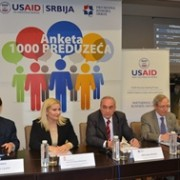 USAID Business Survey Finds Slightly Improved Business Environment Burdened by Administrative Procedures and Lack of Capital
