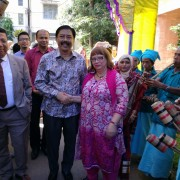 Image of USAID Bangladesh Mission Director Janina Jaruzelski