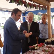 "Farmers Sold Six Tons of Fresh Berries at Pristina's ""Berry Days"" Festival"