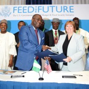 Feed the Future 'Country Plan' will boost agri-business, nutrition, and resilience