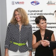 USAID and Coca-Cola Hellenic Armenia sign MOU