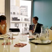 USAID Administrator Mark Green's Meeting with Canadian Minister for International Development and La Francophonie Marie-Claude Bibeau