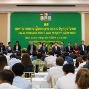 Key Decision Makers Tackle Priority Issues and Actions to Conserve Cambodia's Forest and Cultural Heritage
