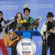 U.S. Helps Renovate Secondary School in Skopje