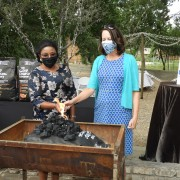 Charcoal export to the United States