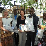 Food Assistance distribution in Namibia