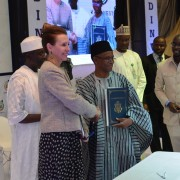 This three-year MOU outlines the shared and individual commitments to help drive economic development collaboration between USAID/Nigeria and the Kaduna State Government