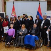 Local Disability Movement, the National Assembly and USAID Partner to Improve the Position of Persons with Disabilities in Serbi