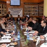 Launch Women's Political Participation Project in Ganja