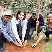 The United States is working side-by-side with Madagascar and Malagasy farmers to improve agriculture and ensure the Malagasy people have a healthy, nutritious diet.