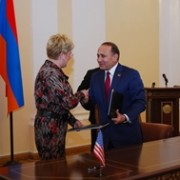 USAID to support Armenian parliament to improve its procedural operations, public outreach, and research capacity.
