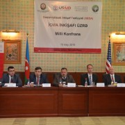 The conference identified new opportunities and initiatives for community development in regions of Azerbaijan.