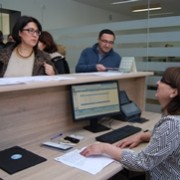 New Citizen Office in Tumanian
