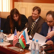 USAID and Baku State University to Cooperate on a New Master's of Law Program