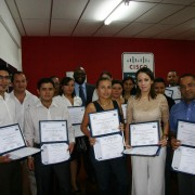 Graduates of the CISCO Entrepreneurship Institute