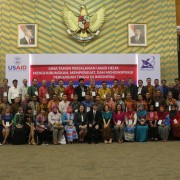 USAID HELM Graduation Ceremony