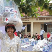 USAID Announces Funding for the Humanitarian Response Forum in Cambodia