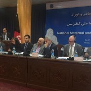 Afghanistan's maternal mortality rate addressed at national health conference