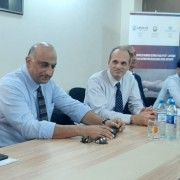 USAID Deputy Assistant Administrator Visits Azerbaijan
