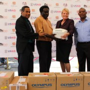 United States Government Donates K270,000 in Laboratory and Clinical Equipment to the Papua New Guinea Government