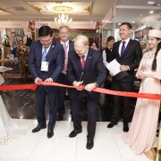 USAID Hosts the Ninth Annual Central Asia Trade Forum in Shymkent, Kazakhstan