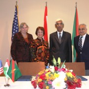 U.S. Government and Aga Khan Foundation Partner to Further Development in Tajikistan