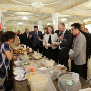 U.S. Government Celebrates Achievements in Agriculture and Water in Tajikistan