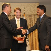 USAID Administrator Rajiv Shah swears in Jeffrey Ashley