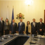 Azerbaijani Government Officials and CSO Leaders Learn about Bulgarian Civil Society.