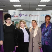 U.S. Government, Mercy Corps, and TCell Launch Tajikistan's First Health Messaging Service