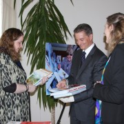 U.S. Government Celebrates Accomplishments of the USAID Quality Reading Project