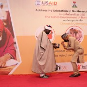 USAID Activity Reaches 200,000 Out-Of-School Youth in Conflict-affected Borno and Yobe States