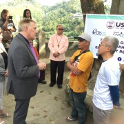 U.S. Government Announces Additional Assistance for Families Displaced by Typhoon Ompong