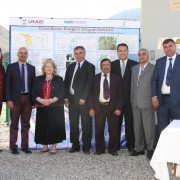 UNITED STATES GOVERNMENT AND AGA KHAN FOUNDATION OPEN NEW CROSS-BORDER TRANSMISSION LINE