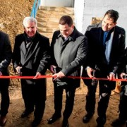 USAID and Serbian Government Inaugurate New and Reconstructed Water Reservoirs in Preševo