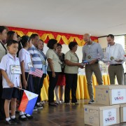 U.S. Government Officials Visit Cebu, Renew U.S. Commitment to Improve Literacy Among Filipino Youth